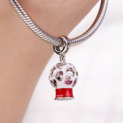 Bubble Toy Machine Charm