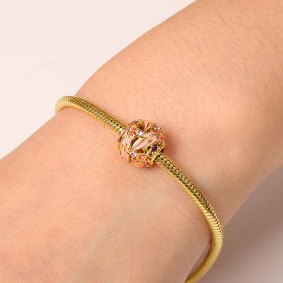 Feather Hollow Charm