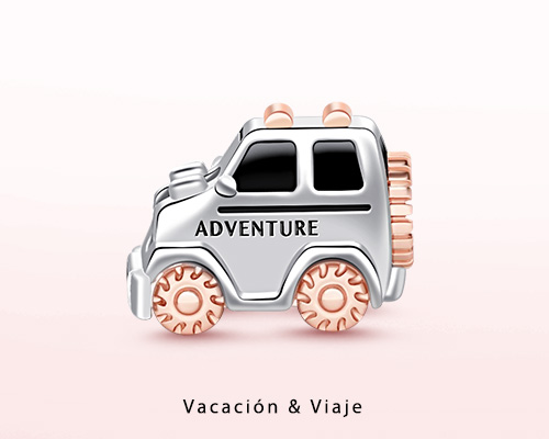Vacation & Travel Charms